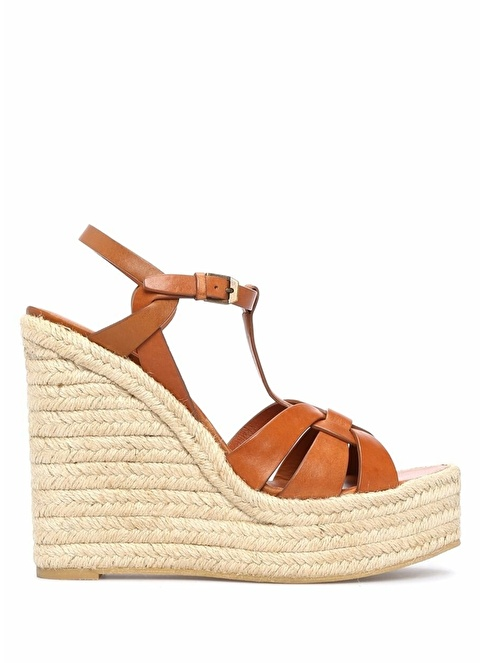 Saint Laurent Espadril Taba